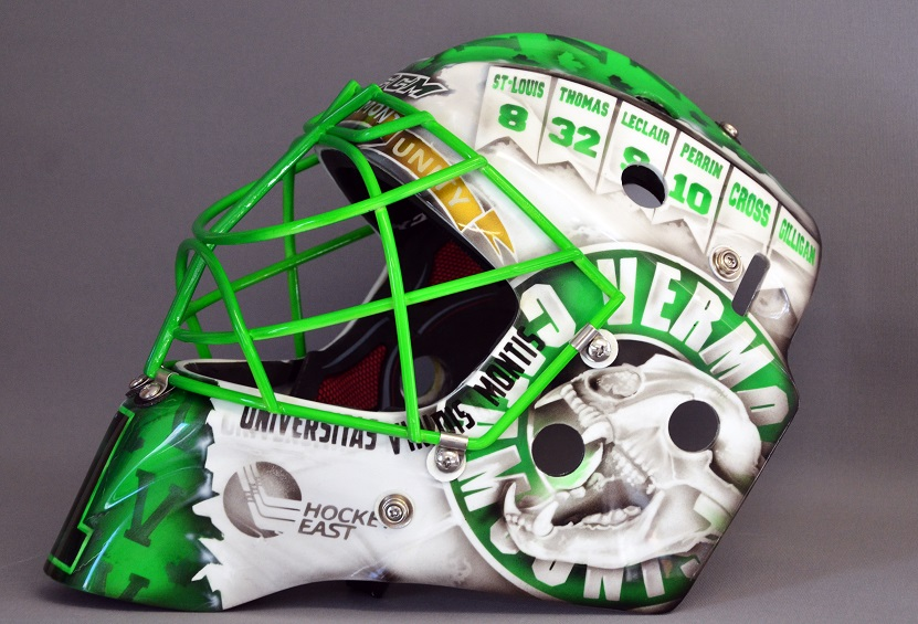 hockey-mask-universityofvermont-green-mikesantaguida-uvm-ccm